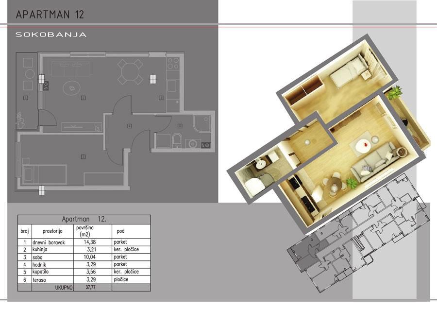 Apartman-12