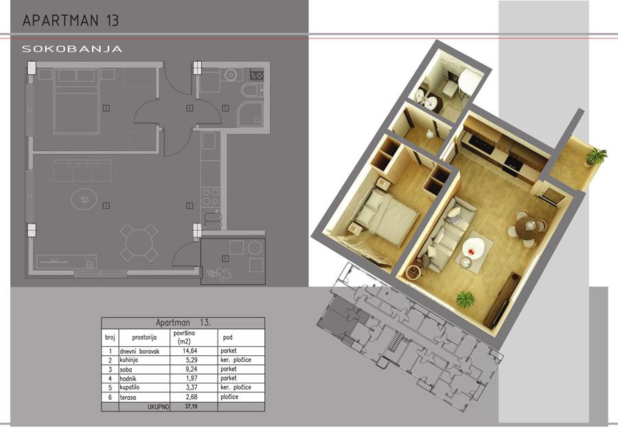 Apartman-13