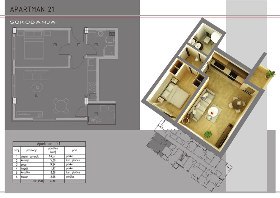 Apartman-21