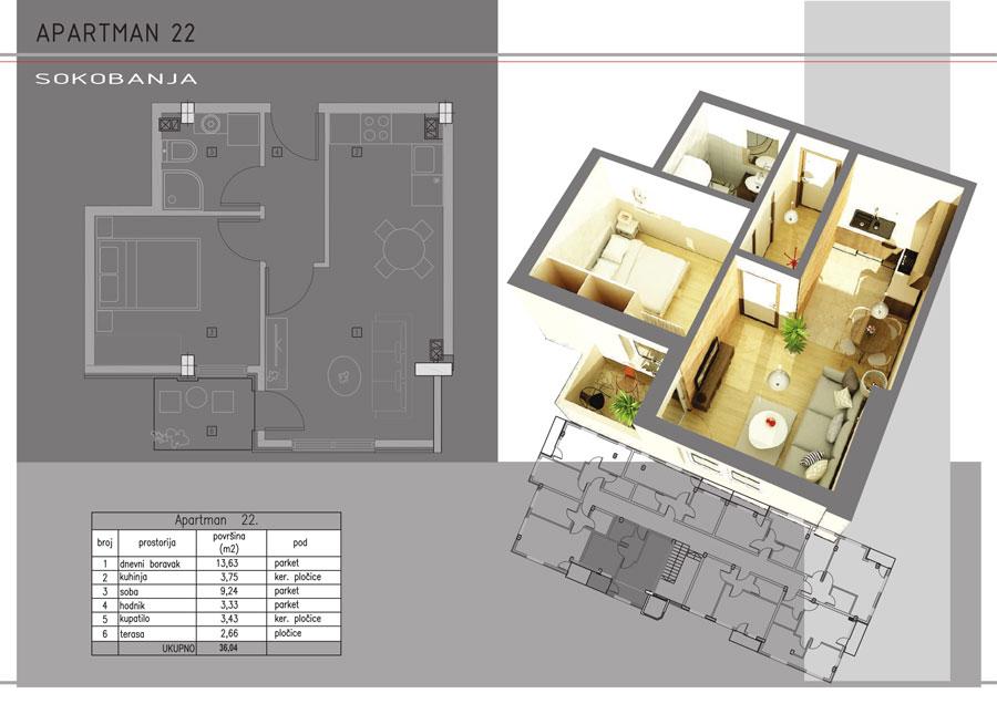 Apartman-22