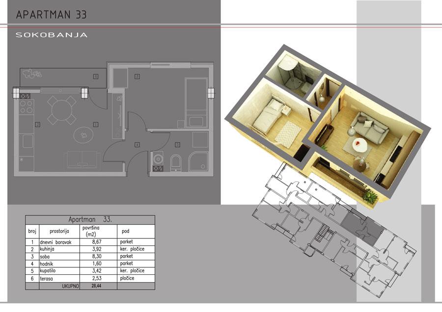 Apartman-33