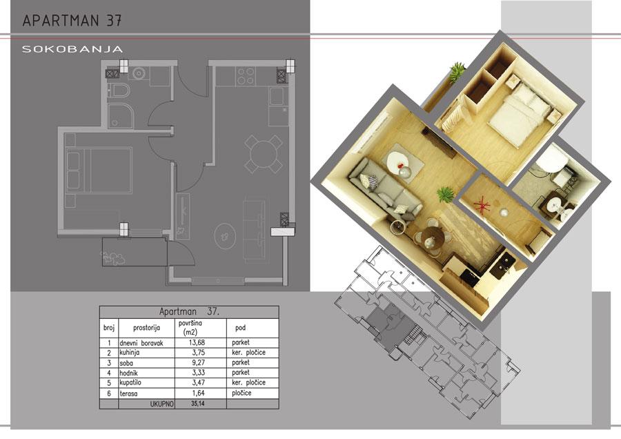 Apartman-37