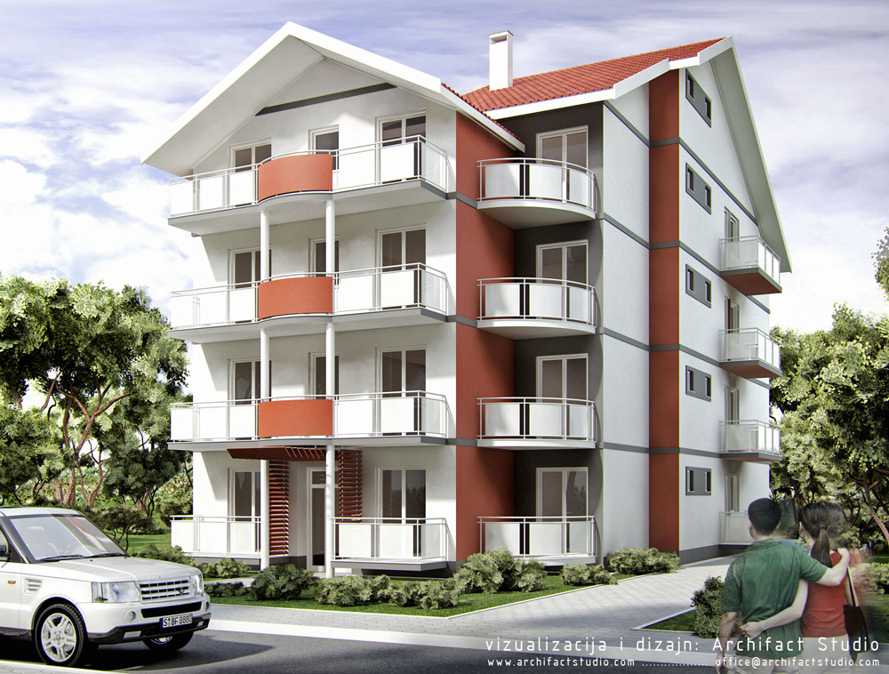 Prodaja stanova u sirem centru Sokobanja 35m2 – 40m2