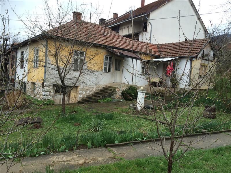 Sokobanja kuća sa placem na prodaju