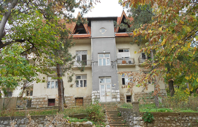 vila makedonija sokobanja