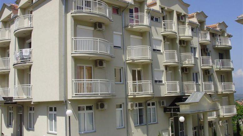 Apartmansko naselje Sokobanja